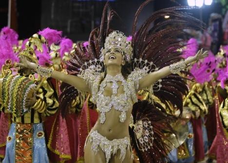 Карнавал-2010 в Рио-де-Жанейро www.news-kvartal.ru
