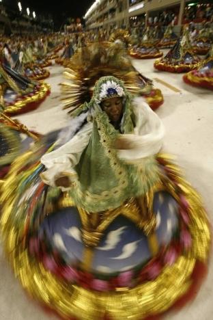 Бразильский карнавал. Великолепие. www.news-kvartal.ru