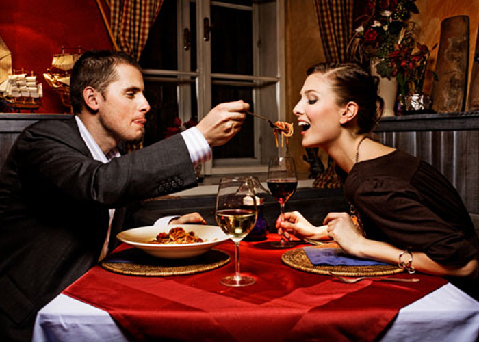 Романтический вечер в ресторане news-kvartal.ru